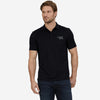 Guinness Sport Wear Polo Shirt For Men-Black-BE5547