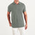 Henry James P.Q Polo Shirt For Men-Light Olive-BE5703