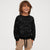 Tommy Hilfiger Terry Fleece Crew Neck Sweatshirt For Kids- Allover Print-SP715
