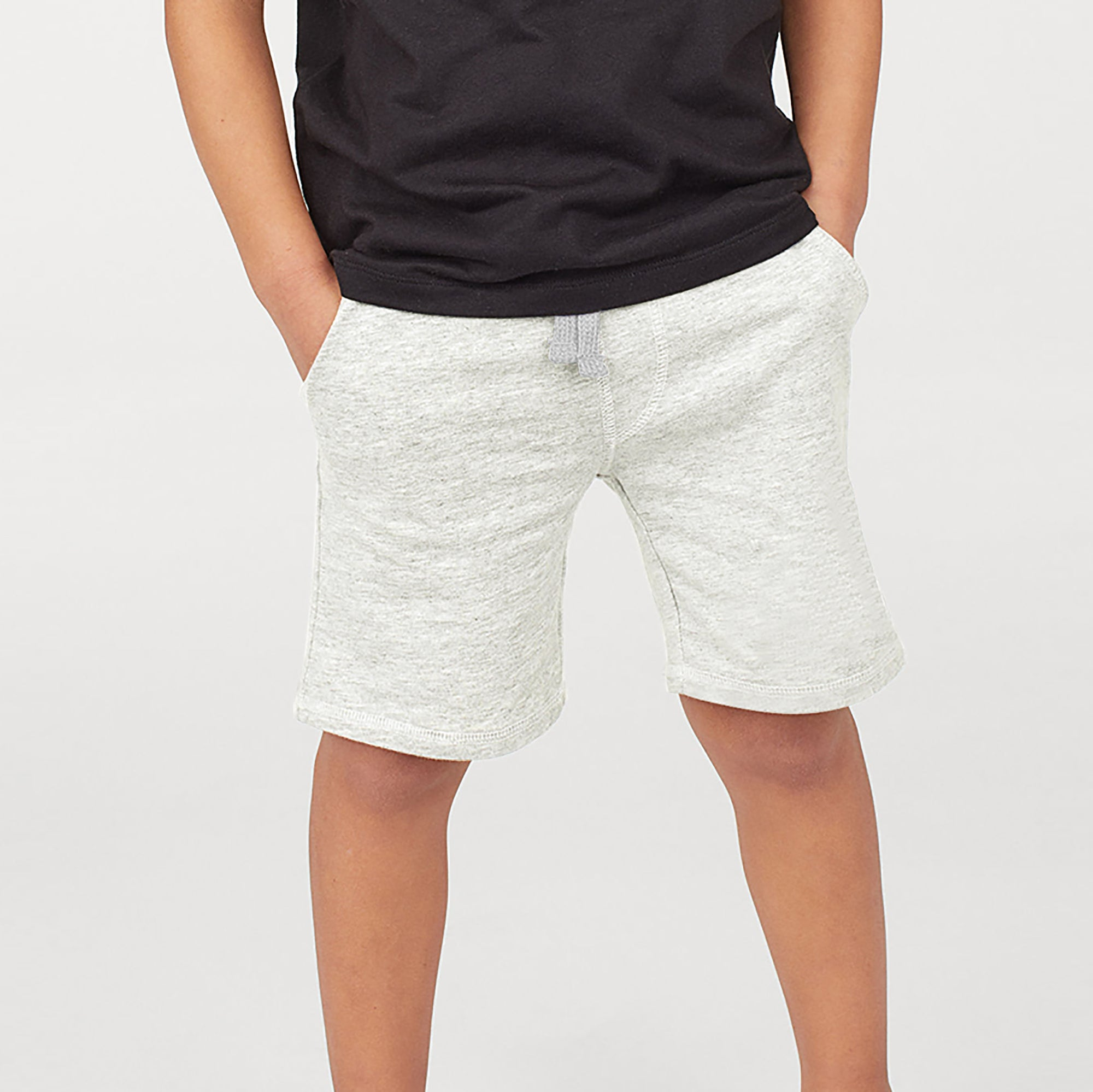 Next Summer Terry Jersey Short For Kids-SK0364