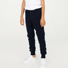 Next Fleece Jogger Trouser For Kids-Navy-NA6718