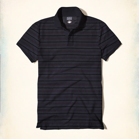 Fat Face Polo Shirt For Men Cut Label-Light Charcoal-BE1026