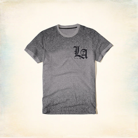 Next Crew Neck T Shirt For Kid Cut Label-Gray-BE2293
