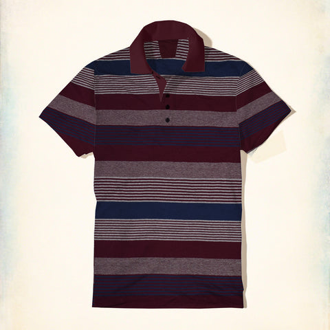 NEXT Polo Shirt For Men Cut Label-Striper-BE700