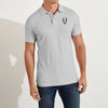 Next P.Q Polo Shirt For Men-Slate Grey-BE4414