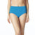 Jack & Jill Cotton Bikini For Ladies-Cyan-BE5165