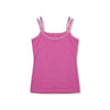 brandsego - Janina Sleeveless Crop Blouse For Ladies-Pink-BE5928