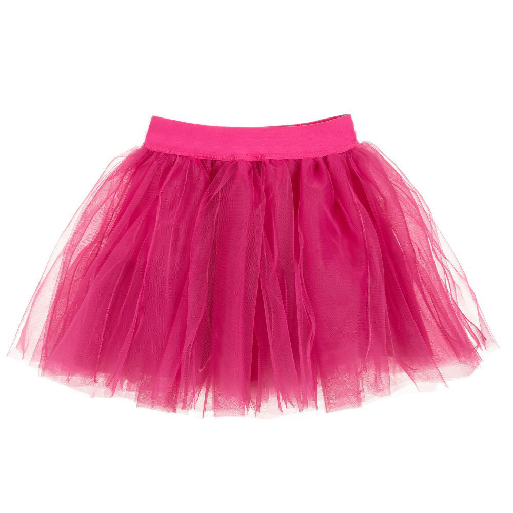 Kids Baby Girl New Stylish skirt-Pink-AN772
