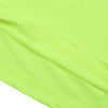 brandsego - Knight Wear Single Jersey Crew Neck Tee Shirt For Women-Light Lime-BE9682