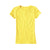 brandsego - Knight Wear Single Jersey Crew Neck Tee Shirt For Women-Yellow-BE9666