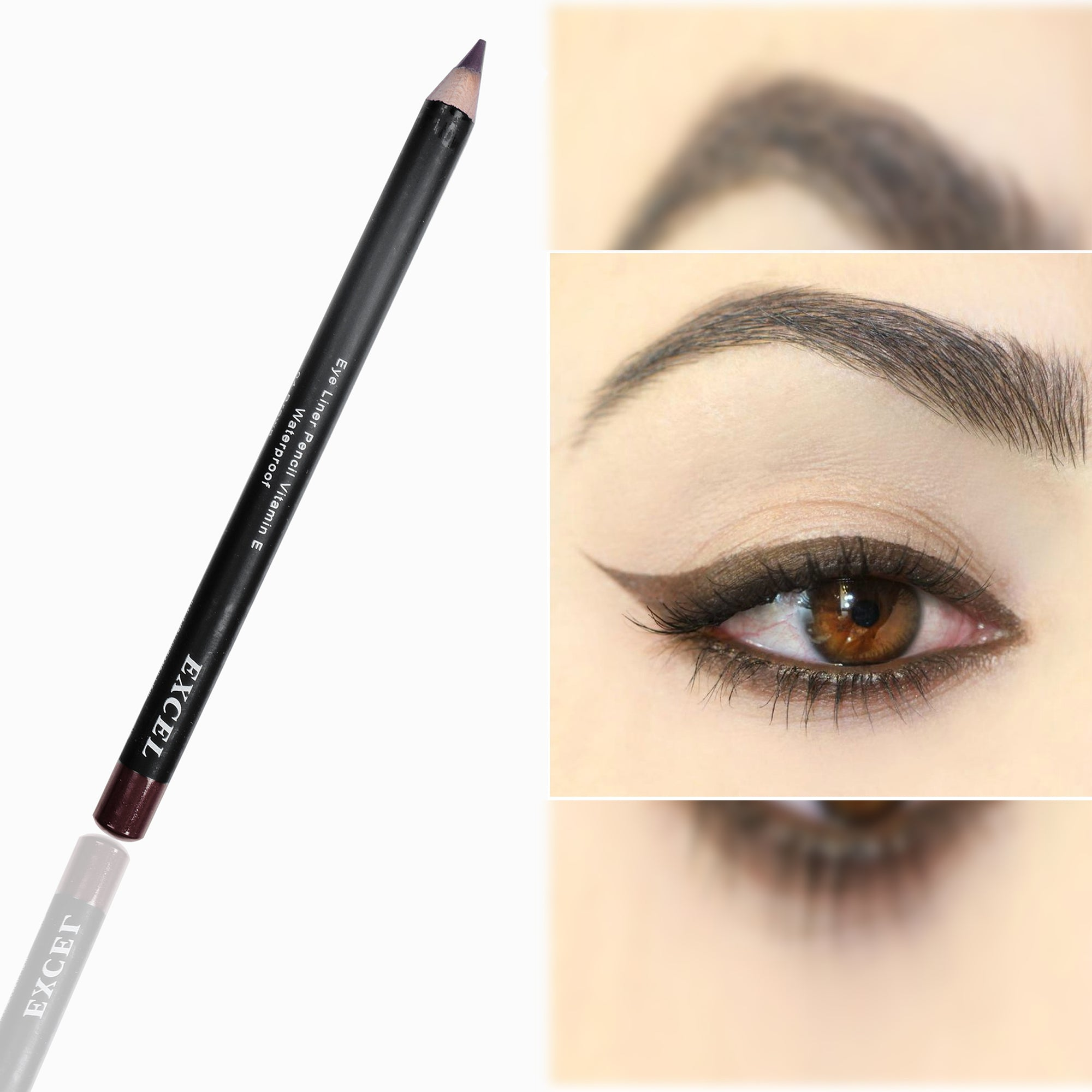 EXCEL VITAMIN E Eye Liner Pencil-SK0284