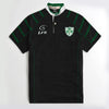 LRF Rugby T Shirt For Men-Black & Green-BE7969