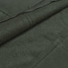 M&S Fleece Full Zipper Hoodie For Men-Olive-BE6161
