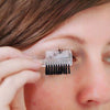 Make Up Tools 2 Sides Eyelash Disposable Lash Comb Eyebrow Brushes-BE10662