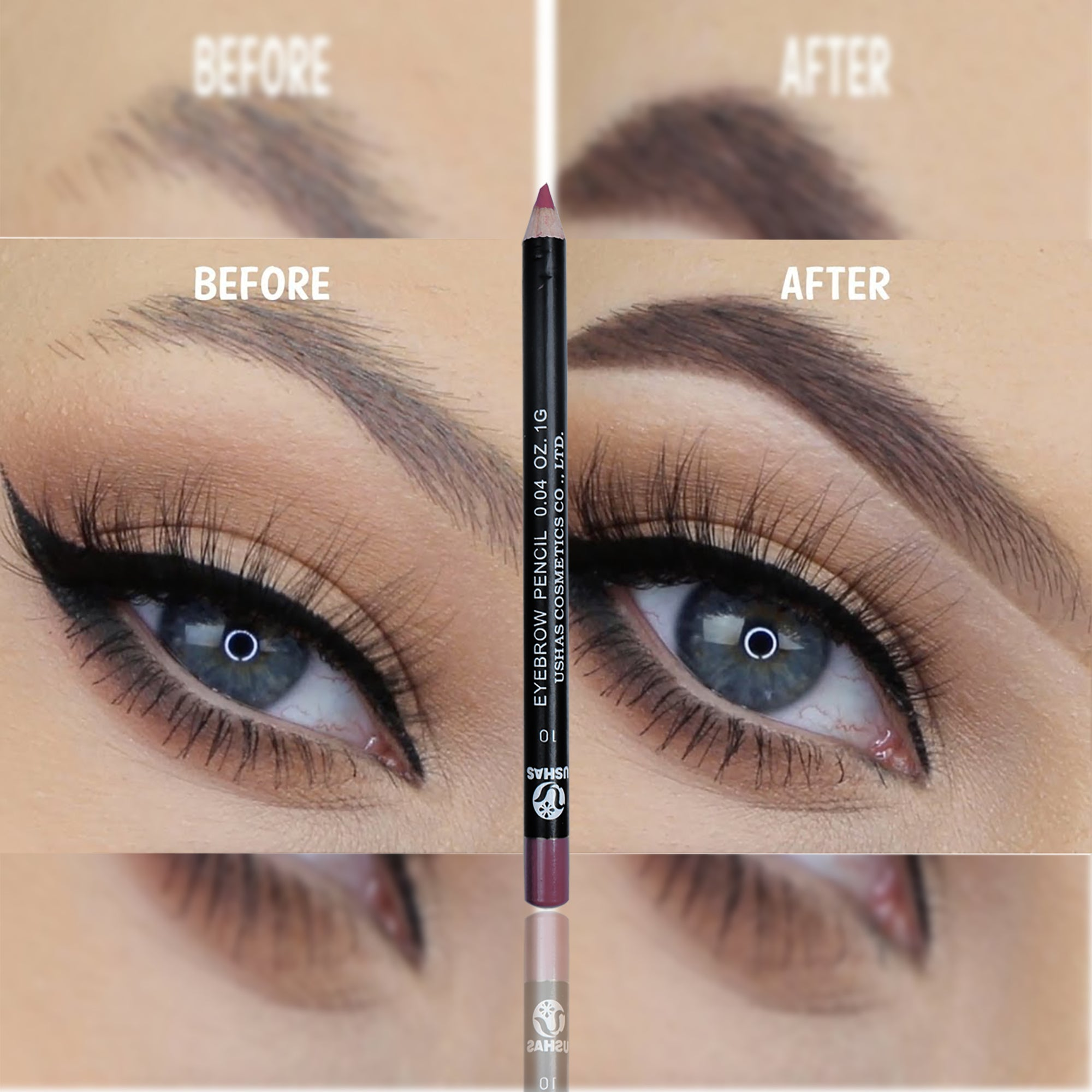 USHAS Eye Brow Pencil-SK0287