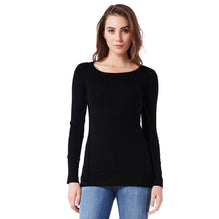 Boohoo Viscose Blouse For Ladies -Black- BE1070