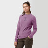brandsego - Moonline Polar Fleece Crew Neck Blouse For Ladies-Pink-BE5054