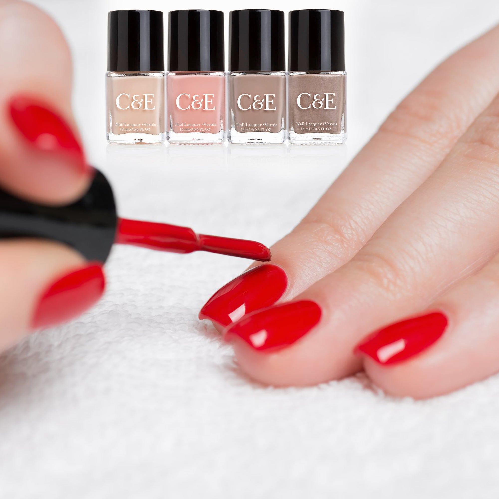 C&E Nail Polish For Ladies-NA728