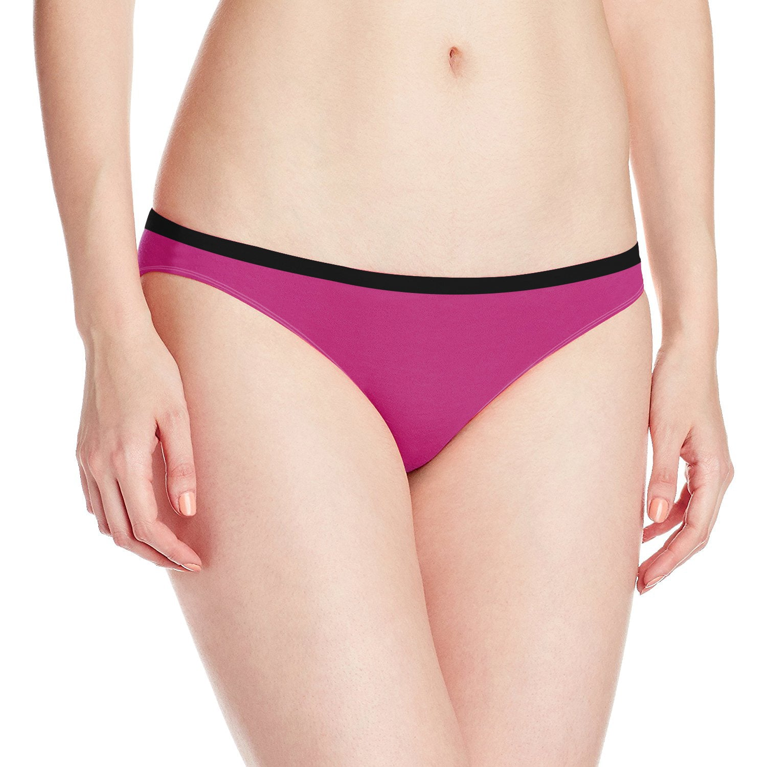 Next Cotton Bikini For Ladies-Dark Pink-Assorted-BE8694