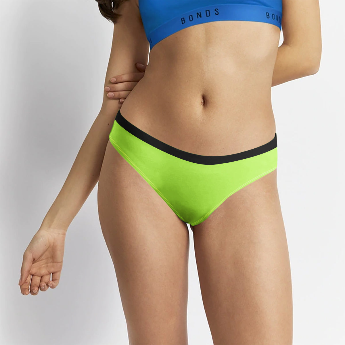 Next Cotton Bikini For Ladies-Parrot-BE8852