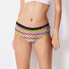 Next Cotton Bikini For Ladies-Striped-BE8856
