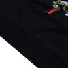 Next Fleece Crew Neck Print Sweatshirt For Ladies-Black-BE9872