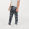 Next Fleece Jogger Trouser For Kids-Allover Print-BE7052