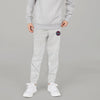 Next Terry Fleece Jogger Trouser For Kids-Off White with Melange-BE7060