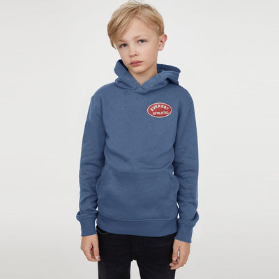 Everest Athletic Fleece Pullover Hoodies For Kids-SP1463