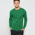 Next Fleece Sweatshirt For Men-Green-BE6247