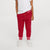 Next Fleece Trouser For Kids-Red-BE6409