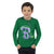 Next Long Sleeve Crew Neck Tee Shirt For Kid-Green-BE5924