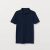 NEXT P.Q Polo Shirt For Kids-Dark Navy-BE9379