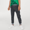 Next P.Q Terry Jogger Trouser For Kids-Charcoal-BE10051
