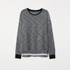 NEXT Single Jersey Crew Neck Long Sleeve Shirt For Kids-Charcoal Melange-BE9378