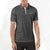 NEXT Single Jersey Polo Shirt For Men-Charcoal Lining-BE58889