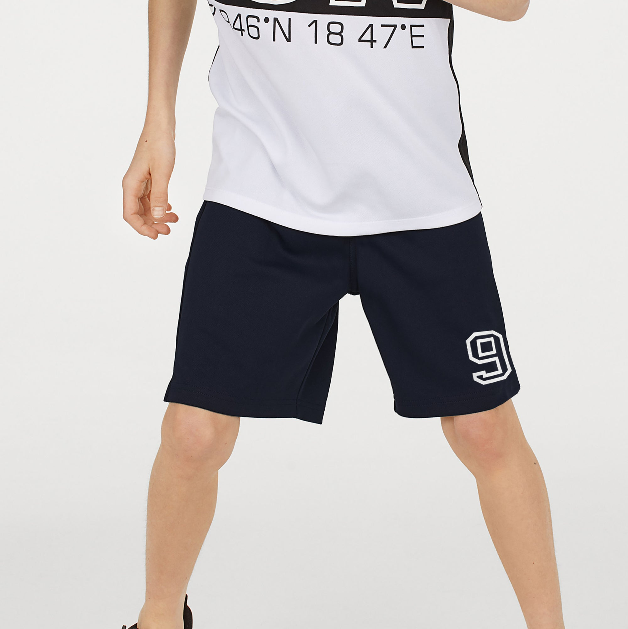 brandsego - Next Sport Short For Boys-Dark Navy-BE8256