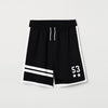 brandsego - Next Sports Wear Short For Kids-Black-BE9127