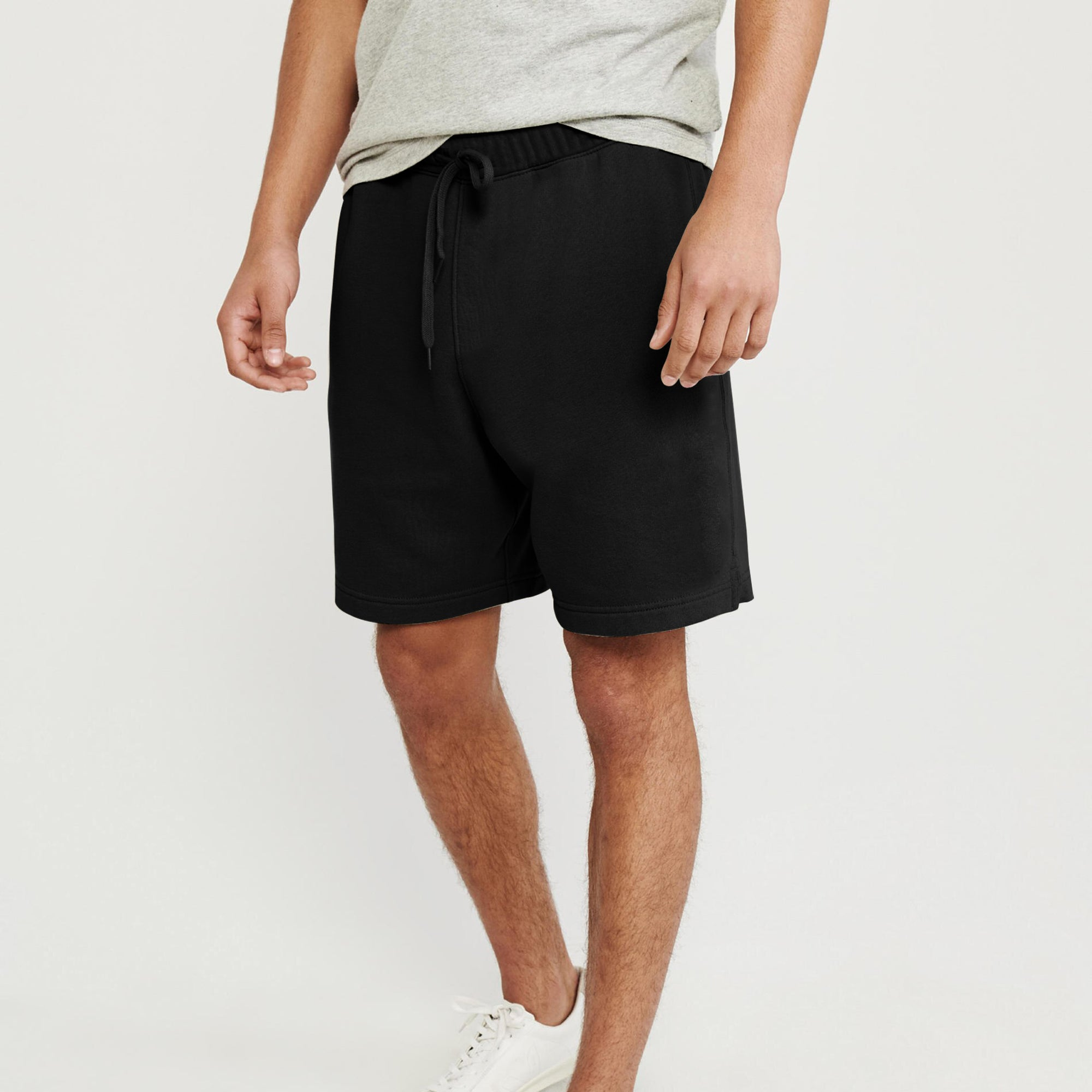 Next Summer P.Q Short For Men-Black-BE8830