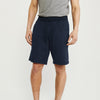 Next Summer Terry Jersey Short For Men-Dark Navy-BE8829