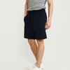 Next Summer Terry Jersey Short For Men-Dark Navy-BE8835