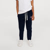 Next Terry Fleece Jogger Trouser For Kids-Dark Blue-BE7051