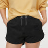 Next Terry Short For Ladies-Dark Charcol Melange-SP103