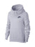 NK Fleece Funnel Neck Raglan Sleeve Pullover Hoodie For Men-Light Purple With Navy Embroidery-SP4104