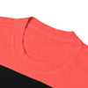 NK Crew Neck Sleeveless For Men-Orange with Panels-BE11794