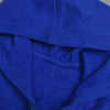 Adidas Slim Fit Stretchable Zipper Hoodie For Men-Dark Blue with Melange Panel-BE11102