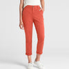 brandsego - Old Navy Stylish Slim Fit Capri For Ladies-Dark Salmon-BE6848