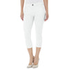Old Navy Stylish Slim Fit Capri For Ladies-White Smoke-BE6865