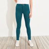 Old Navy Stylish Slim Fit Denim For Ladies-Pin Green-BE6872