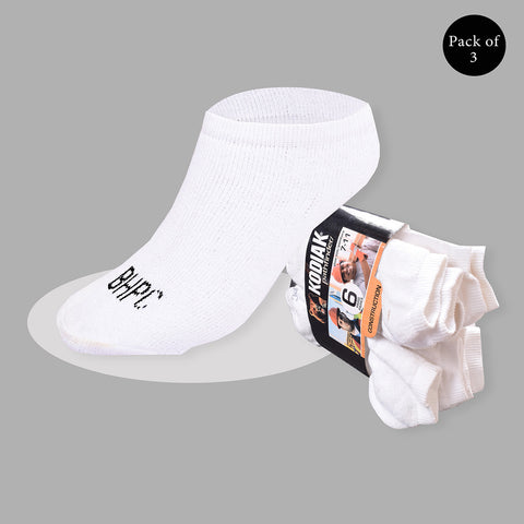 "Pack Of 3 Unisex ""Ted Baker"" Sock's- So04"